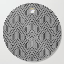 Odd one out Geometric Cutting Board