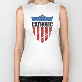 Catholic Biker Tank
