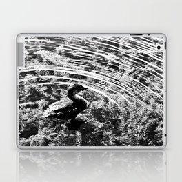 Pied-Billed Grebe Laptop & iPad Skin