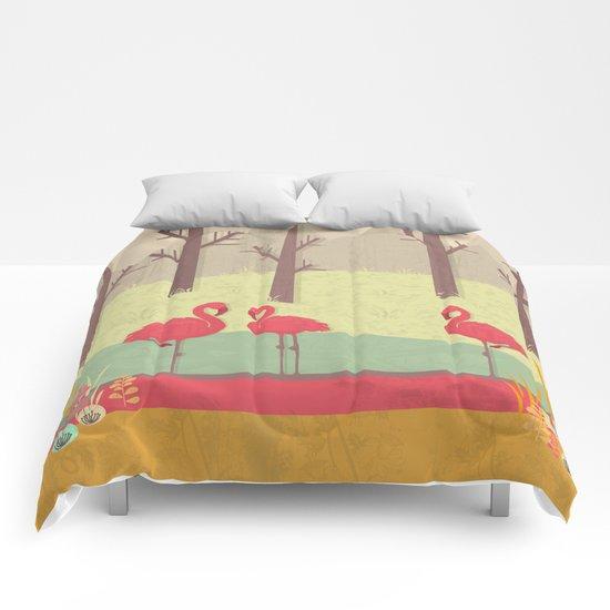 July Comforters