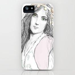 Boho iPhone Case