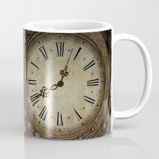 Steampunk Clockwork Mug
