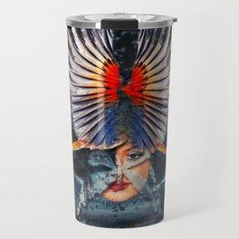 War Goddess Travel Mug