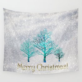 The Day of Christmas Wall Tapestry