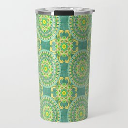 Peace Blossoms Travel Mug