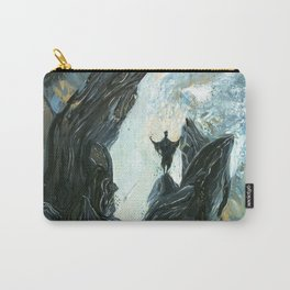 Ritualistic Theatricality Carry-All Pouch