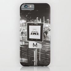bus stop iPhone 6s Slim Case