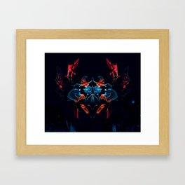 Geminon Framed Art Print