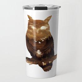 Night Hunter Travel Mug