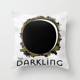 The Darkling - Grisha Throw Pillow