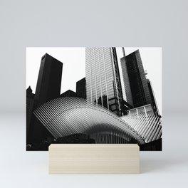 The Oculus Shape Mini Art Print