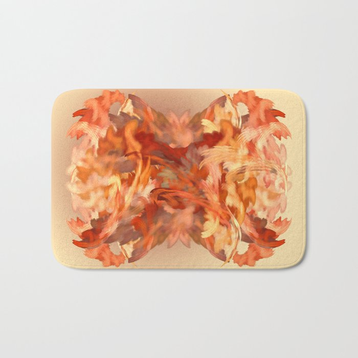Feel the fire in your Cells Bath Mat