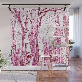 trees I Wall Mural