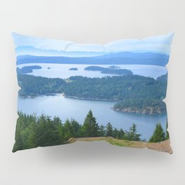 TURTLEBACK MOUNTAIN FATHER'S DAY HIKE PACIFIC NORTHWEST Pillow Sham
