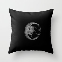 Jellyfish Eleven Throw Pillow