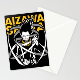 Aizawa Shota Stationery Cards