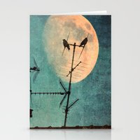 guardians Stationery Cards featuring THE GUARDIANS by MadiS