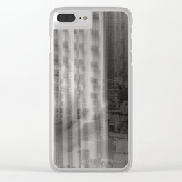 Growth. 130_20 Clear iPhone Case