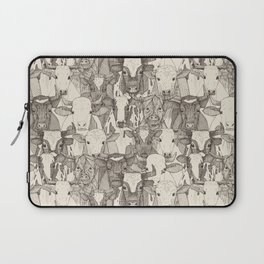 just ox natural Laptop Sleeve
