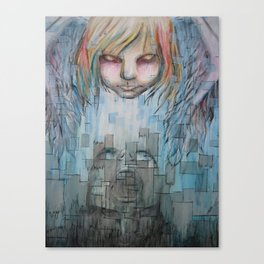 Preservation of Innosence Canvas Print