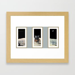 Exploring Framed Art Print