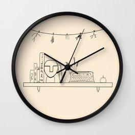 Anna's Room Wall Clock