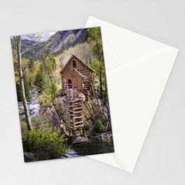 Crystal Mill Colorado 9-29-15  Stationery Cards