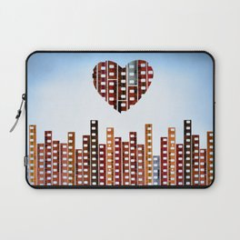 You Make This City Memorable Laptop Sleeve