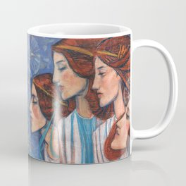Tribute to Art Nouveau Coffee Mug