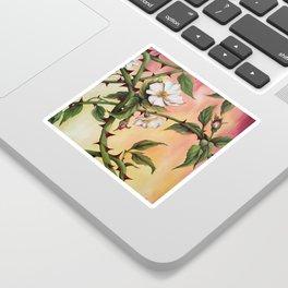 Vanilla Rose II Sticker