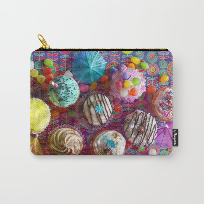 Cupcake du Jour Carry-All Pouch