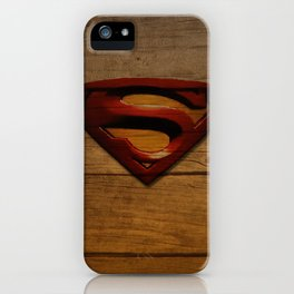 SuperWood iPhone Case