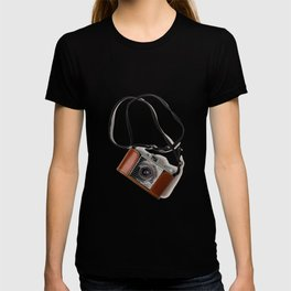 The Photographer (Color) T-shirt