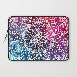 Mandala Namaste Spiritual Zen Bohemian Hippie Yoga Mantra Meditation Laptop Sleeve