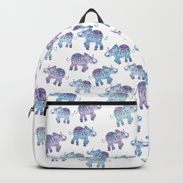 ELEPHANT PARTY MINT Backpack