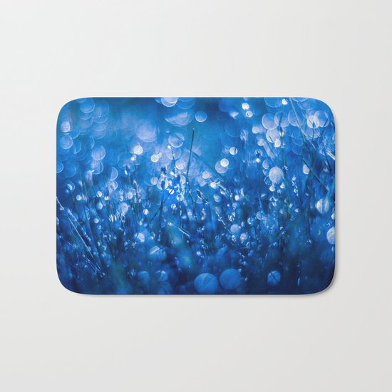 The Crystal Cave Bath Mat