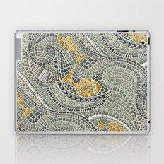 mosaic fish Laptop & iPad Skin