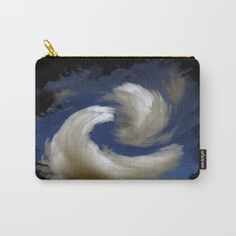 """Restless Love Clouds"" Carry-All Pouch"