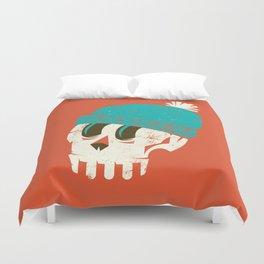 Skully Duvet Cover