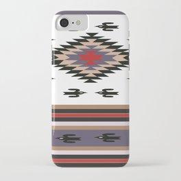 American Native Pattern No. 135 iPhone Case