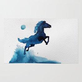 Equus ferus caballus Rug
