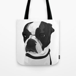 Tucker the Boston Terrier Tote Bag