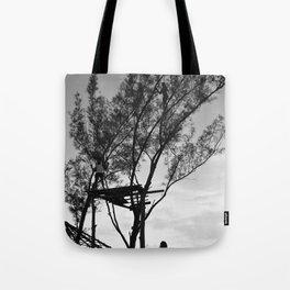 Rasta Tree Tote Bag