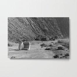 Mines IV Metal Print