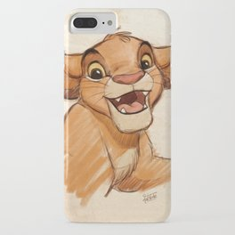 Simba iPhone Case