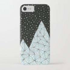 Blue Mountain iPhone 7 Slim Case