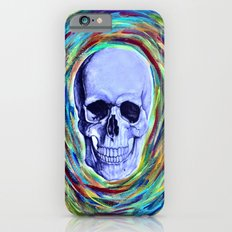 A Skull's Vortex Slim Case iPhone 6s