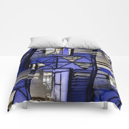 Modern Architecture Comforters