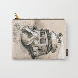 Coffee House Carry-All Pouch