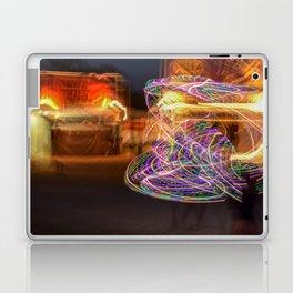 Hoopers spin Laptop & iPad Skin